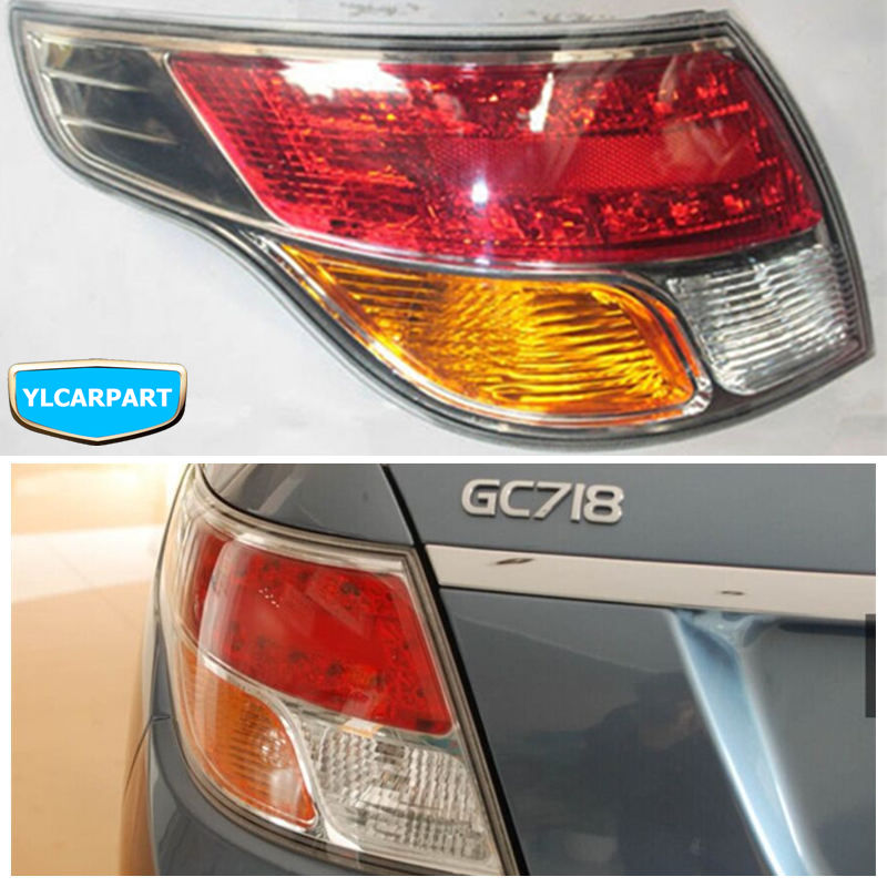 For Geely GC7,Car taillight rear light assembly