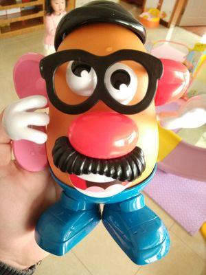 New Edition Toy Story Mr Mrs Potato Head Assembled Building Blocks