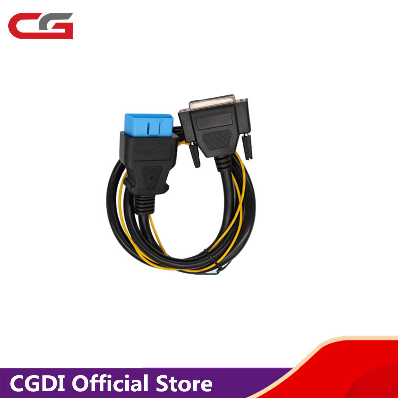 OBD Connection Line for CGDI Prog for <font><b>MB</b></font> for Benz <font><b>Key</b></font> <font><b>Programmer</b></font> image