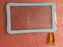Nuevo Para 7 pulgadas TurboKids Princesa NUEVA Tablet de pantalla táctil Touch panel Digitalizador Del Sensor de Reemplazo de Partes