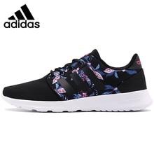 best loved e569d 86b83 Original de Adidas NEO etiqueta CLOUDFOAM QT RACER W de las mujeres skate  zapatos zapatillas