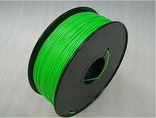 3d принтер накаливания HIPS 1.75 мм 1 кг вес нетто нескольких цветов