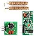 РФ 315 МГц модуль ВЧ Передатчика Модуль Приемника 315 МГц Беспроводная Связь Комплект + 315 МГц Весна Антенна для Arduino