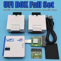 UFI BOX  UFi Box powerful EMMC Service Tool Read EMMC user data, repair, resize, format, erase, write update firmware EMMC