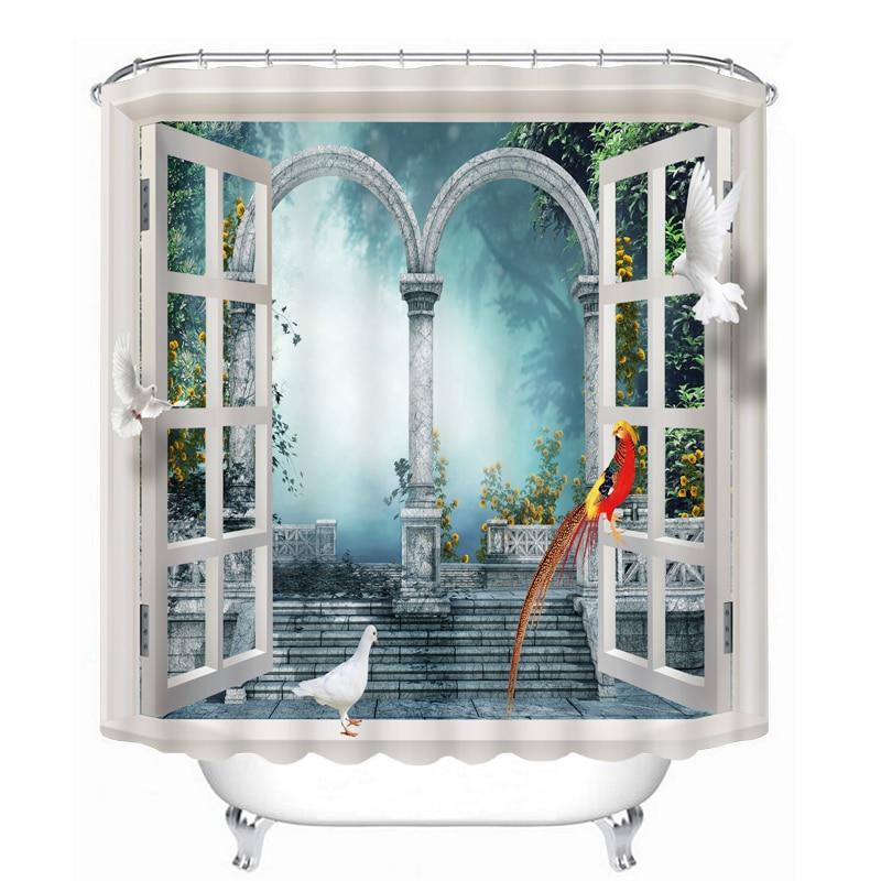 Aliexpress.com : Buy MYRU 3D Print Waterproof Window