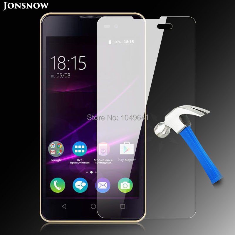 Jonsnow Tempered Glass Film for BQS 5065 Front High Clear Explosion-proof for BQ-5065 Choice Screen ProtectorJonsnow Tempered Glass Film for BQS 5065 Front High Clear Explosion-proof for BQ-5065 Choice Screen Protector