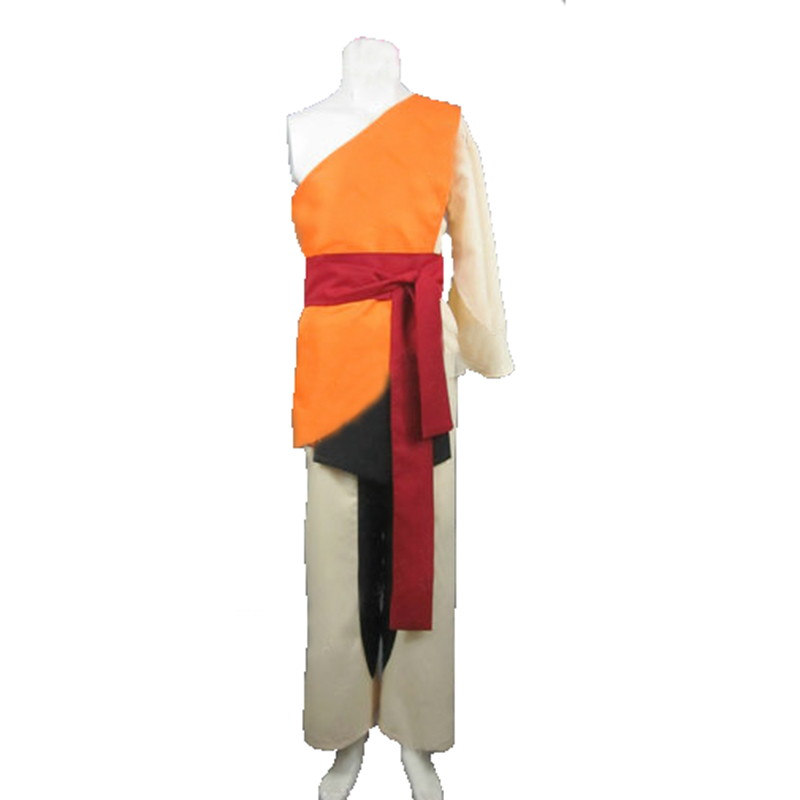 <font><b>Avatar</b></font> The Legend of Korra The Last Airbender <font><b>Avatar</b></font> <font><b>Aang</b></font> Cosplay Costume image