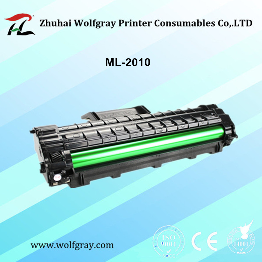 Easy refill compatible toner cartridge for Samsung ML-2010 ML2010 for Samsung ML-2010/2510/2570/2571N
