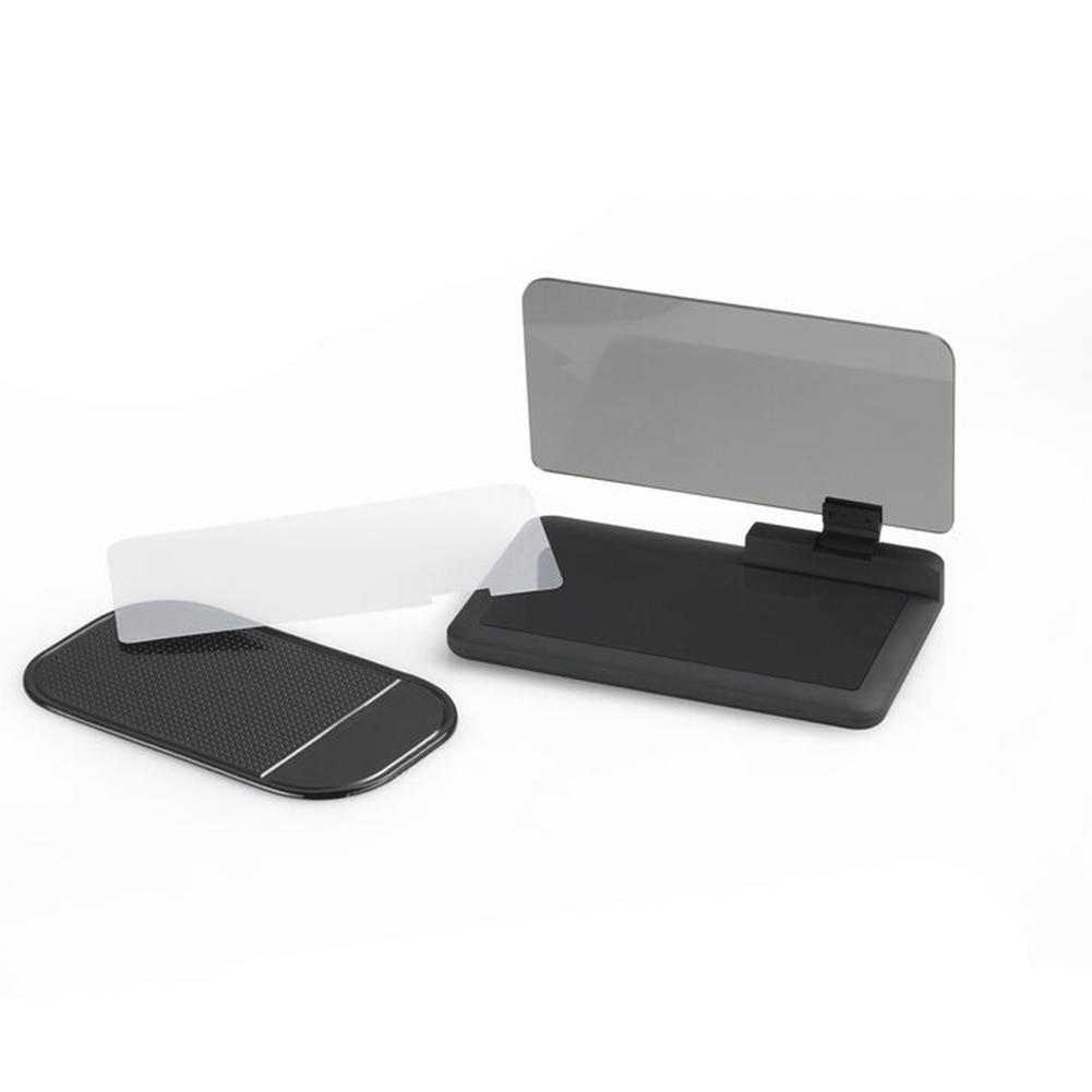 Ny Geyiren H6 Smartphone HUD Projektor Huvud Upp Displayhållare Bil - Bilelektronik