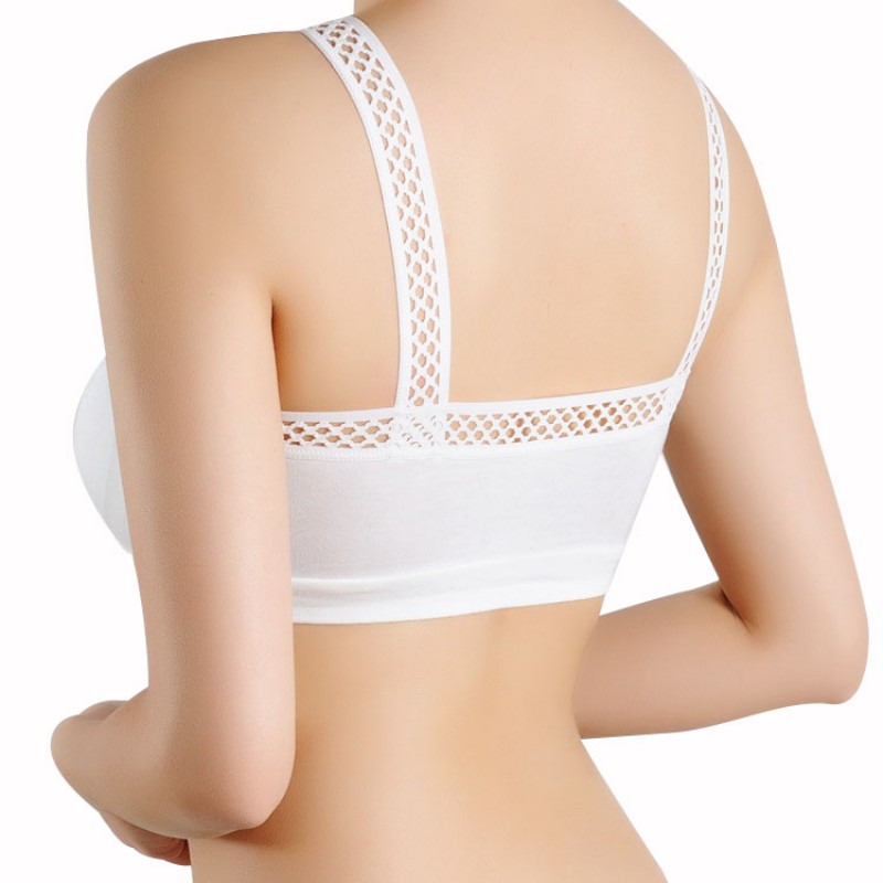 4e18892ad0c64 Sexy Women Halter Tube Top Bra Padded Tube Girl s Seamless Bra Bralette  Underwear-in Tube Tops from Underwear   Sleepwears on Aliexpress.com