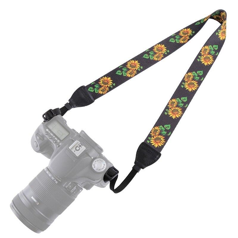 Retro Vintage Style Camera Shoulder Neck Strap For Nikon Single Shoulder Slings Strap Belts photography camera accessories стоимость