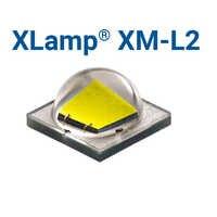 CREE XML2 XM-L2 T6 de alta potencia LED emisor blanco Neutral blanco cálido blanco en 12mm 14mm 16mm mm 20mm negro/blanco/Cobre PCB