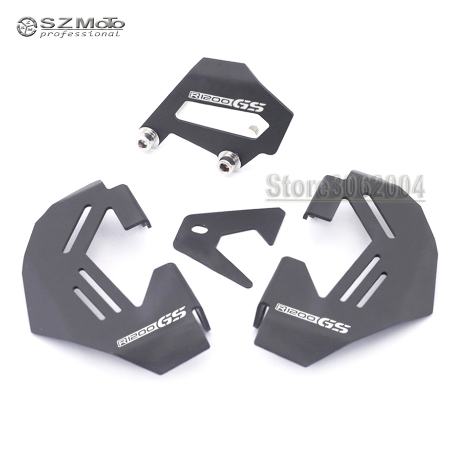 For BMW R1200GS LC R1200 GS Adventure 2014 2018 Motorcycle Accessories Front Rear Brake Caliper Cover