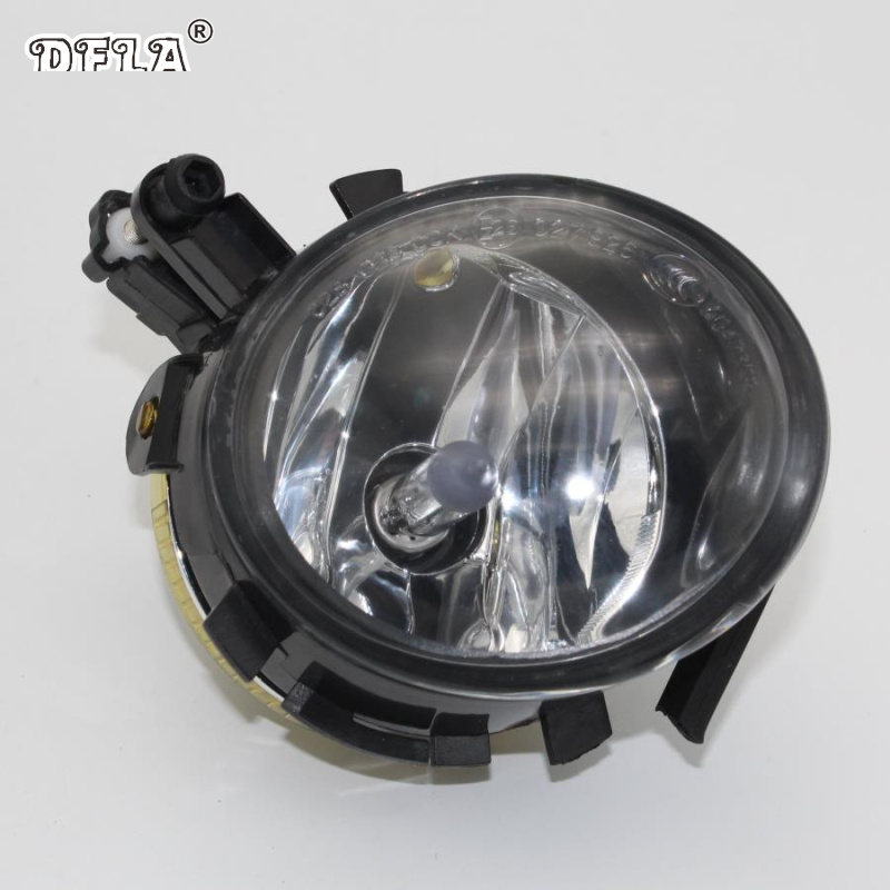 For Seat Ibiza 2009 2010 2011 2012 Toledo 2005 2006 2007 2008 2009 Car-styling Front Halogen Fog Light Fog Lamp Left Driver Side car modification lamp fog lamps safety light h11 12v 55w suitable for mitsubishi triton l200 2009 2010 2011 2012 on