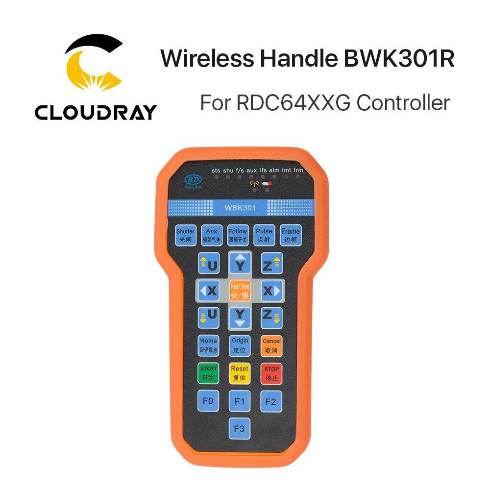 Ruida Wireless Operating Handle BWK301R BWK301T For RDC6442G RDC6442S RDC6332M
