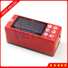 Cheapest prices MR200 Digital Surface Roughness Tester with SD memory card
