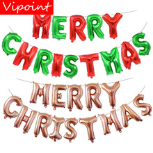 VIPOINT PARTY 16inch gold silver red pink star foil balloons wedding event christmas halloween festival birthday party PD-92