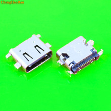 ChengHaoRan 1pc For MOTO M XT1662 E3 XT1706 Micro USB Jack USB Charging Dock Socket Connector Repair parts replacement все цены