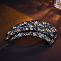 Chimera Bing Luxurious Crystal Hair barrette Clip Hairpin Accessories for Women Hair Jewelry 3160041
