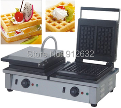 waffle iron Best quality Comercial Rectangle Waffle maker Machine with CE certificaction RY-BGWB-2