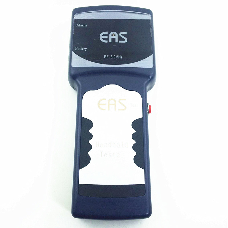 8.2mhz EAS RF handheld detector for tags&labels rf anti-theft tester mini handheld rf