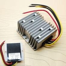 Серый Сплав DC Преобразователь 10 В-36 В до 24 В 192 Вт Для телекоммуникаций водонепроницаемый