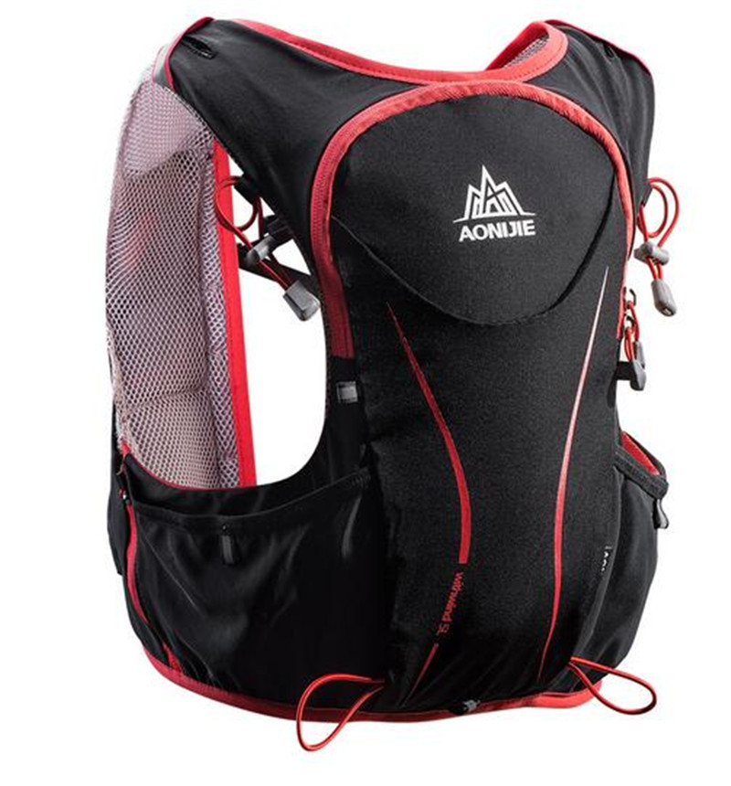 AONIJIE 5L Outdoor Running Bag Marathon Hydration Vest Backpack Lightweight Hiking Cycling Riding Vest Bag Running Marathon Race