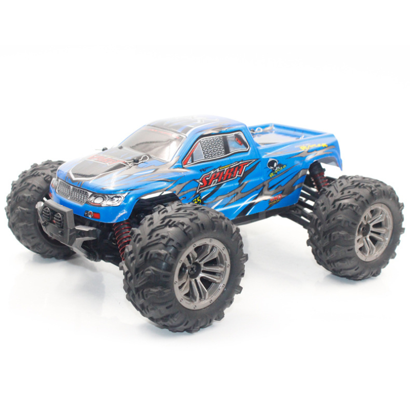 Hot Kids Racing Electric RC Car 2.4G 32-36KM/H 1:16 4WD Driving Big Foot Remote Control Car Model Beach off-road vehicle vs A959