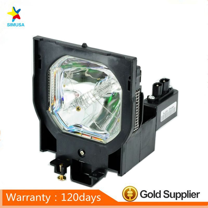 Compatible Projector lamp bulb 003-120183-01 with housing for CHRISTIE LX120