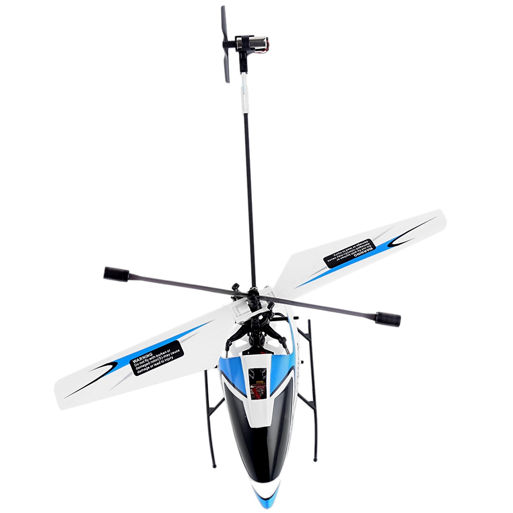 how to fly toy helicopter rc