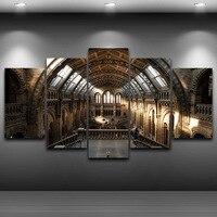 博物館スプレー油絵装飾芸術的なプリントを活かしたキャンバスhdプリントホームインテリア枠組壁アートアップ画像AE0713