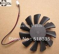 SXDOOL Neue power pitch 3,2-3,8-4,3 cm durchmesser 5,5 cm PLD06010S12HH grafikkarte fan