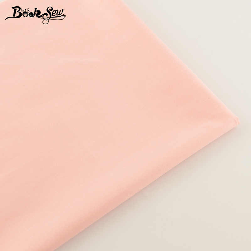 2017 New Arrival 100% Cotton Fabric Twill Champagne Color Home Textile Material Sewing Soft Cloth Tela For Bedding