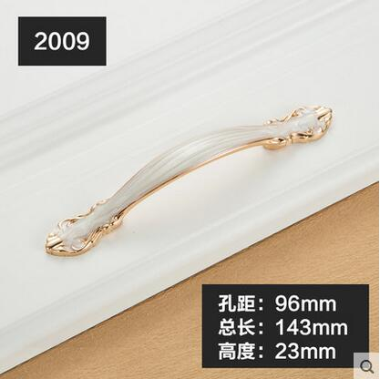 Furniture Knobs European Cabinet Knobs and Handles Simple Kitchen Handles Drawer Pulls Door Handles YJ2009 css clear crystal glass cabinet drawer door knobs handles 30mm