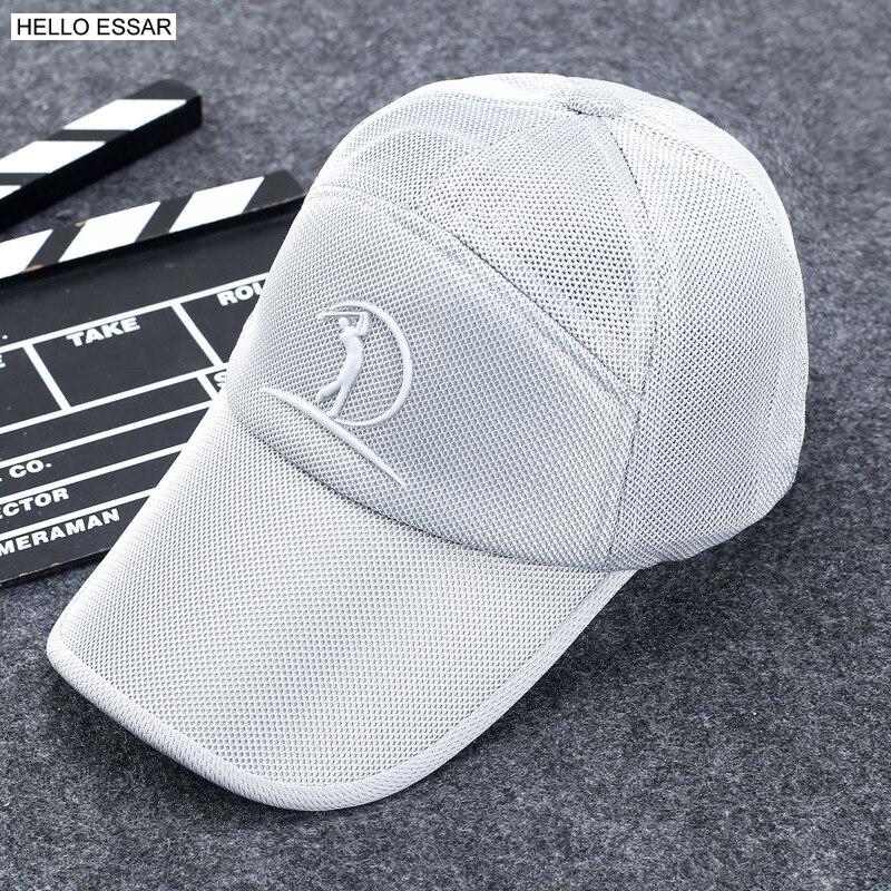 New Women Fashion Colors Golf Sport Cotton Baseball Hat Lesiure Simple Sports Hot Men Best Sunshade Cap CP1024