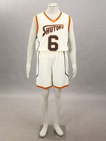 Midorima Shintaro Cosplay Men Costumer Dress Cool Xiu De University Basketball Team Clothes Outfit Hot Sale