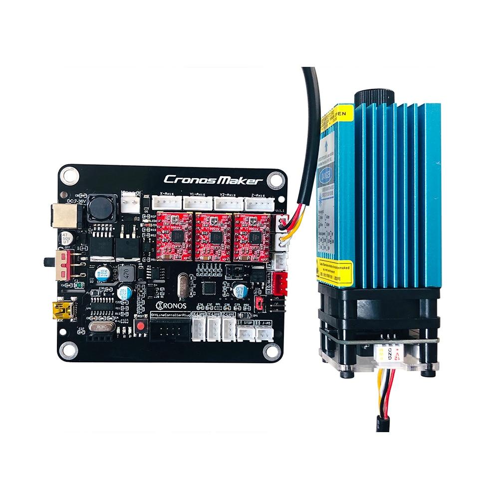 cnc3018 pro Laser Engraver Wood CNC Router Machine  GRBL ER11 PCB cnc 3018 pro Diy Mini Laser Engraving Machine 15w
