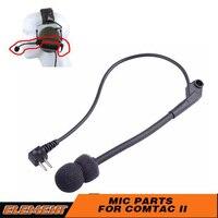 Z tactical Micrófono Piezas Para COMTAC II Headset Tactical Airsoft Z040