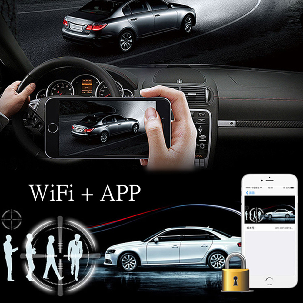 WIFI DVR Vehicle-Camera Dash-Cam Video-Recorder Night-Visionr Car 1080P HD New-Arrivals