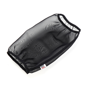 Image 2 - Black Car Dust Cover Air Intake Filter Protective Cover for Polaris RZR XP1000 XP4 1000 2014 2018 2015 2016 2017