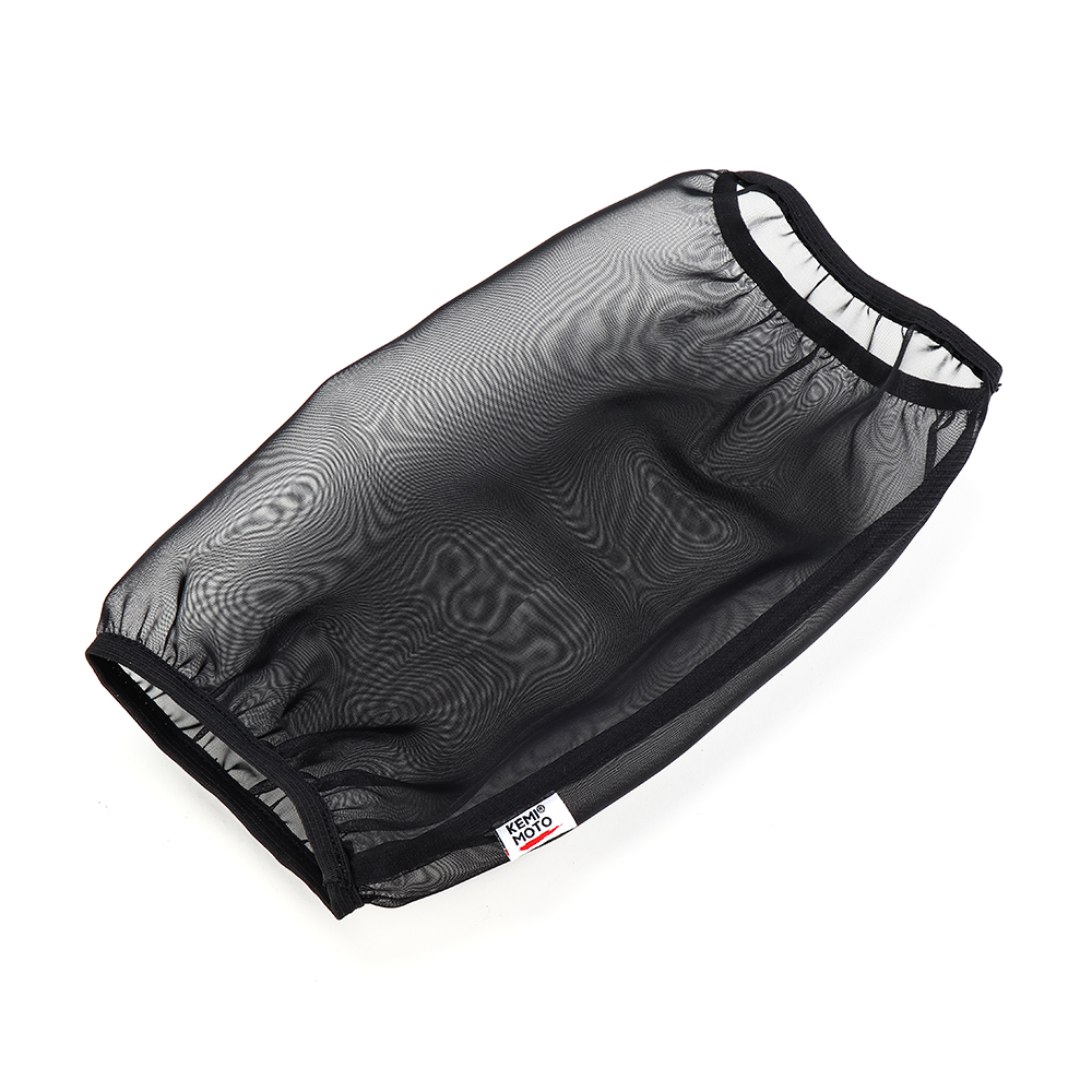 Black Car Dust Cover Air Intake Filter Protective Cover for Polaris RZR XP1000 XP4 <font><b>1000</b></font> 2014-2018 2015 2016 2017 image