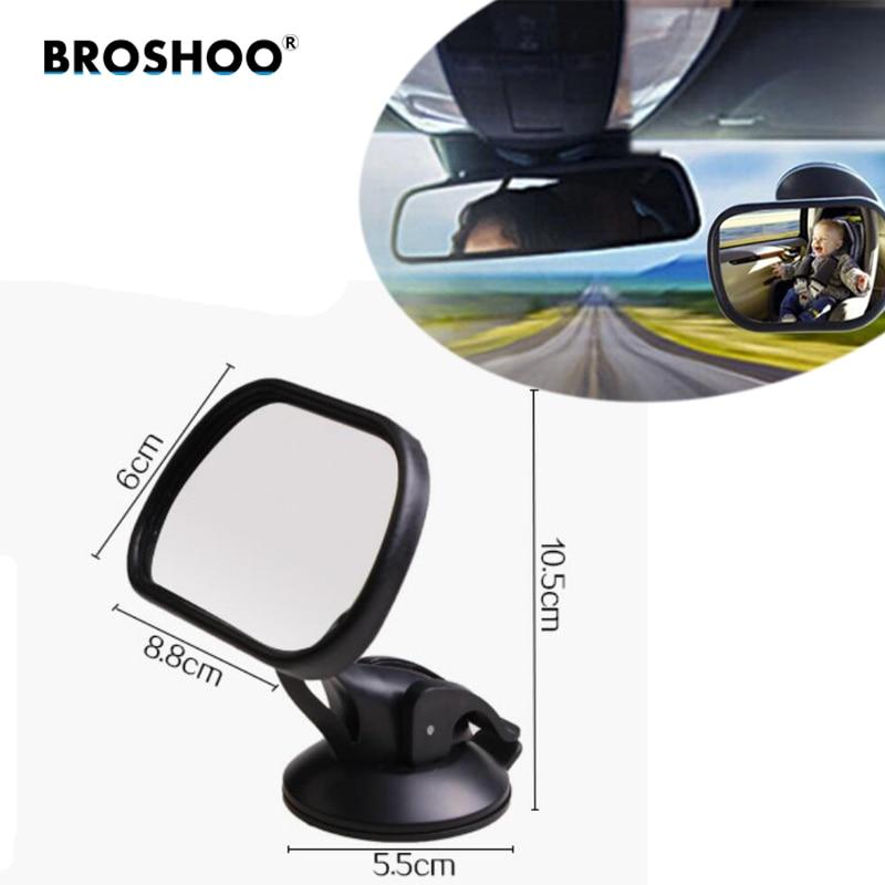 BROSHOO Auto Baby Rückspiegel Baby Sicherheit Sitz Auto Baby Kind ...