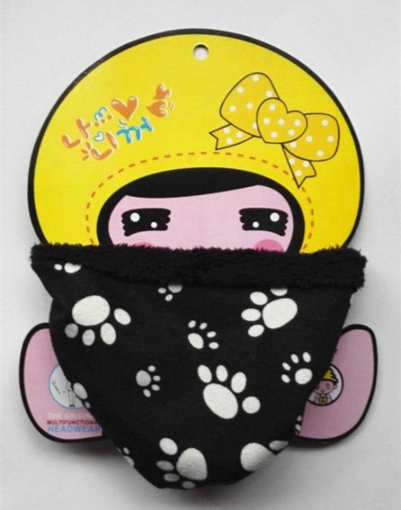 Новинка; зимний шарф с кругами; Детские шарфы; пять звезд; нагрудник для мальчиков и девочек; хлопковый Детский шарф; мягкие теплые шарфы с кольцом - Цвет: FP04