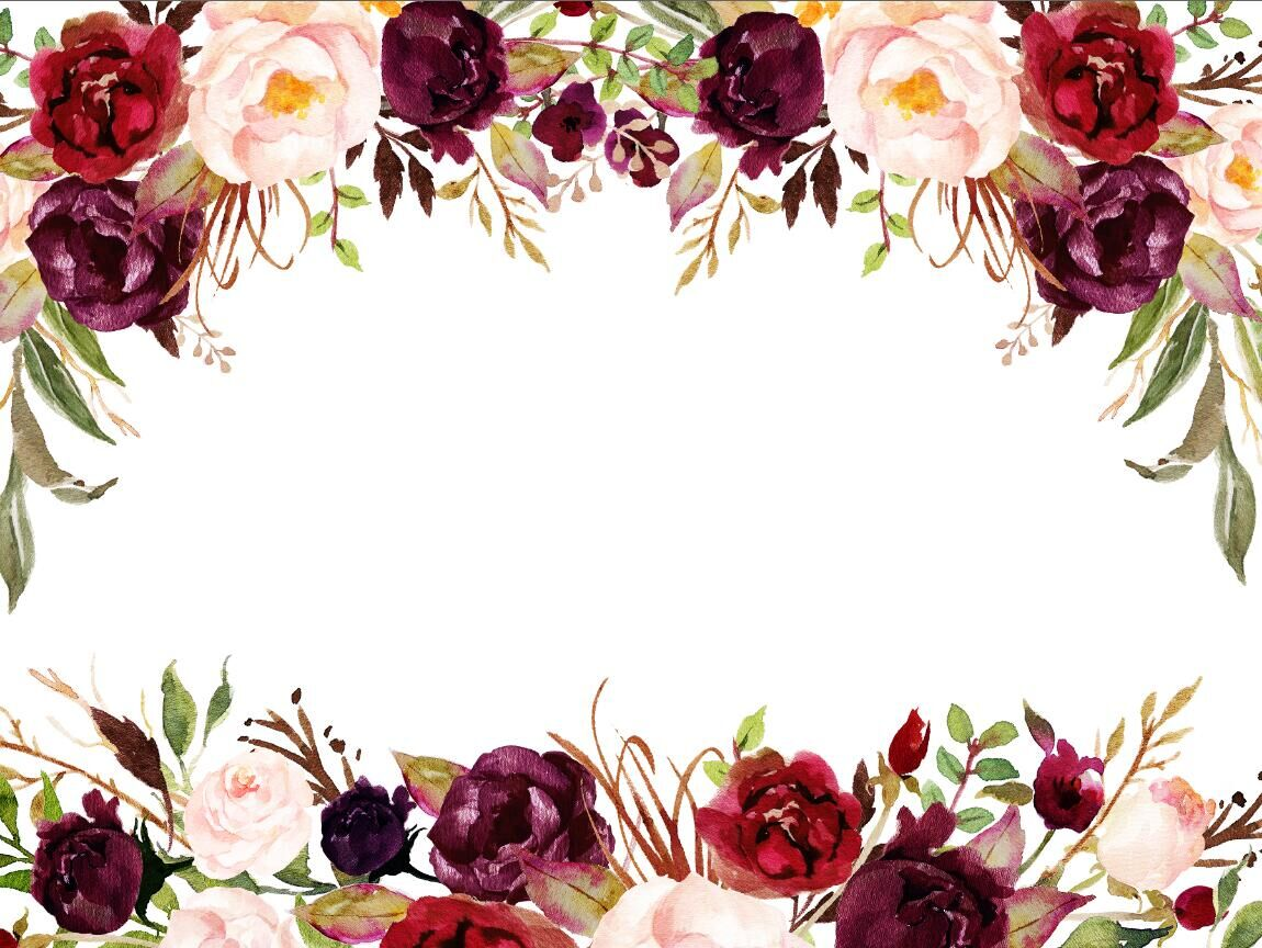 7x5ft White Red Burgundy Flowers Branch White Wall Custom