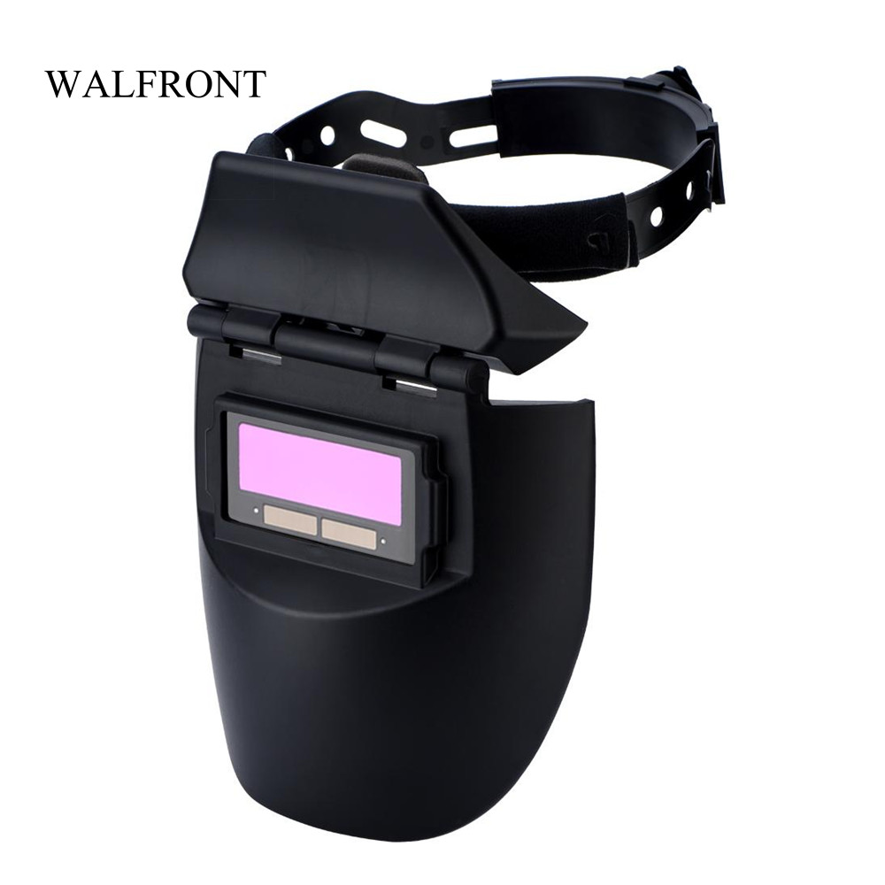Solar Automatic Darkening Welding Helmet Electric Welding Face Mask Len Goggles