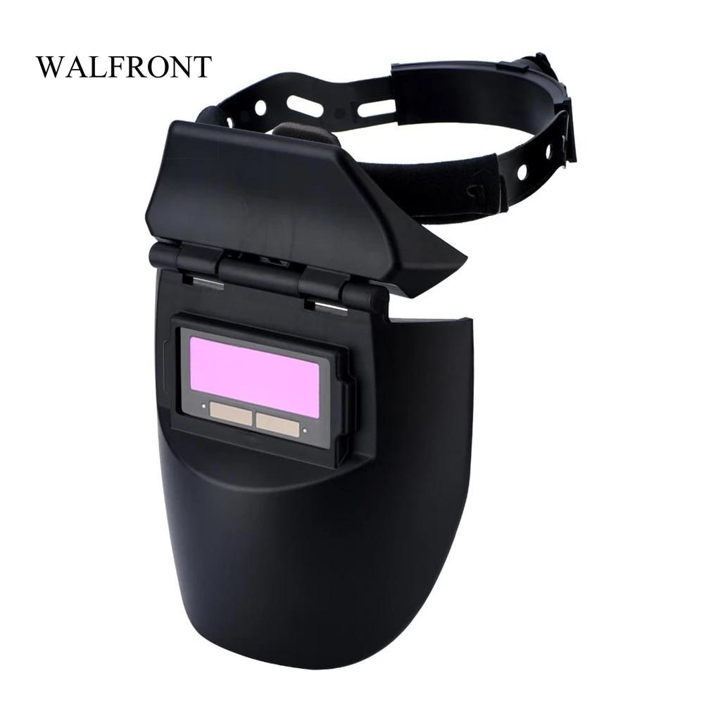 """4-1//4/"""" X 2/"""" Solar Auto Escurecimento soldagem Capacete//Máscara Lente Filtro Sombra 3-11 jkca"""