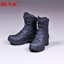 1/6 женские ботинки woamn для девушек боевые полицейских с ногами