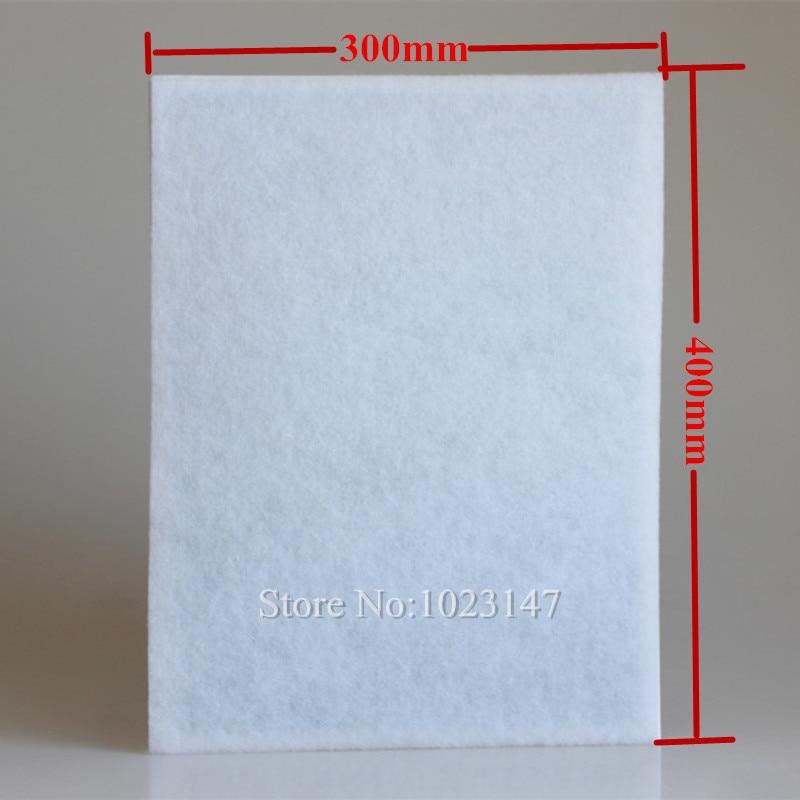 1 Stück Luftreiniger Diy Hepa-filter 40 Cm * 30 Cm Micro Luftfilter Ersatz Für Yadu Kjf2105t 2106 T 2108tm 2901 GläNzend