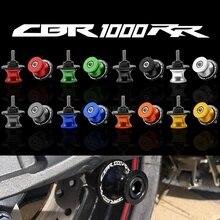 Для HONDA CBR1000RR CBR 1000RR 1000 RR 2012 2013 Мотоцикл с ЧПУ 6 мм 8 мм 10 мм маятник Слайдеры автомобиль маятник Слайдеры