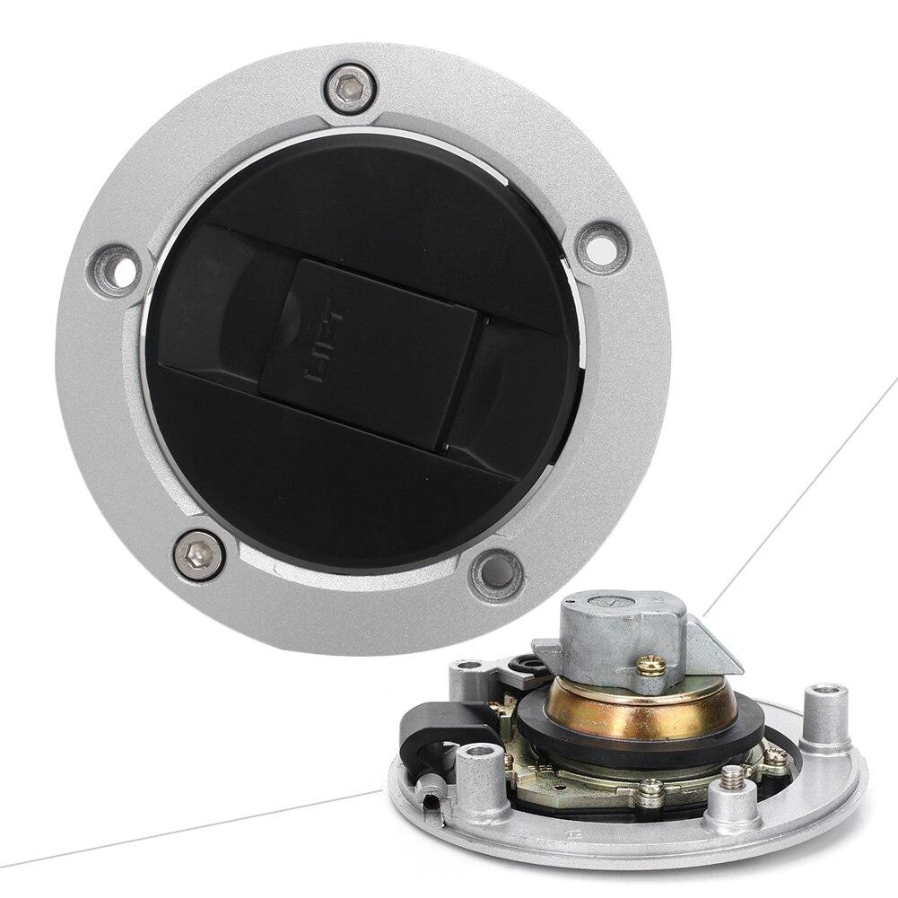 GZYF For SUZUKI SV650 GSXR 600 750 1000 GSXR1300 HAYABUSA GSX1300R SV1000 K4 K5 K6 K7 Fuel Gas Tank Cap Cover Lock w/ Key 5 Hole